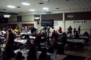 the buck dinner, 2010