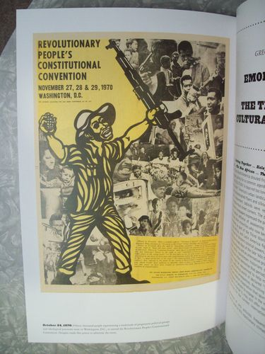 emory douglas, functional art for the revolution
