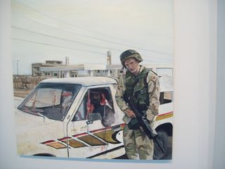 """""""checkpoint"""" by aaron hughes"""