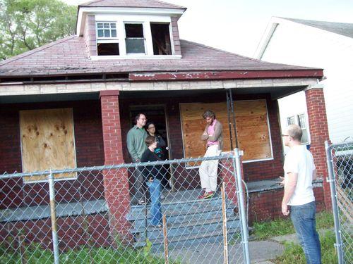 @ jon brumit's house, detroit