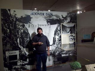 brett @ hoover museum, iowa city