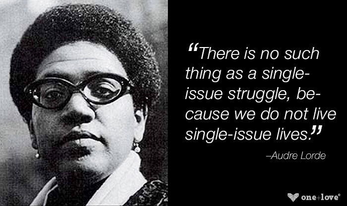 the works of audre lorde english literature essay English language is a communal inheritance  essays & speeches by audre lorde  when a deluge of scholarly literature now.